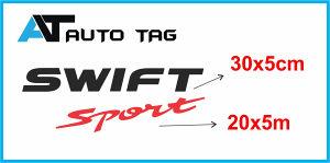 Stikeri i auto naljepnice/naljepnica SUZUKI SWIFT!