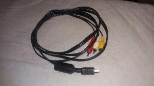 PS2/PS3 AV kabal playstation TV/AV