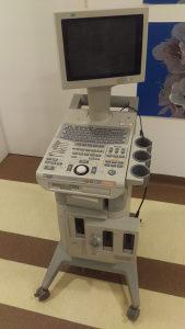 Ultrazvucni aparat sa 3 sonde , stanje perfektno