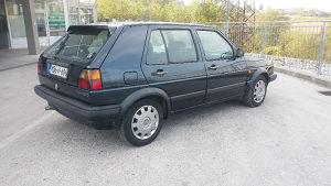 VW GOLF 2 DIZEL Interculer 1990.G.TEK REGISTROVAN