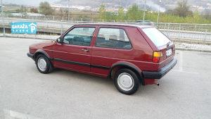 VW GOLF 2 DIZEL 1986.G.TEK REGISTROVAN