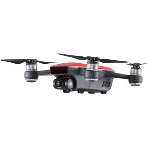 DJI SPARK Fly More Combo(EU) Lava Red
