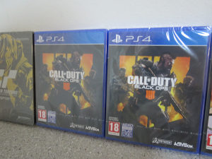 Call Of Duty Black Ops IIII PlayStation 4 PS4 Novo
