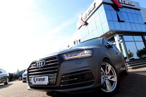 Audi SQ7 4.0 TDI Bi-Turbo Quattro Tipt. Sport Selection