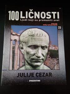 100 Ličnosti - Julije Cezar (br. 23)