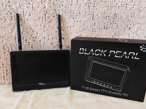 Black Pearl Monitor FPV monitor idealno za dron