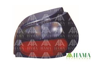 STOP LAMPA SVJETLO RENAULT MEGANE 96-99 AC HAMA