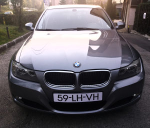BMW 320 D FACELIFT 2.0-130kw-177ks-6brzina-MODEL 2011