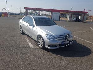 Mercedes-Benz C 180 CDi BlueEfficiency Facelift