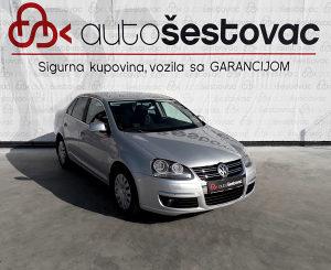 VW JETTA 2.0 TDI 2007g.