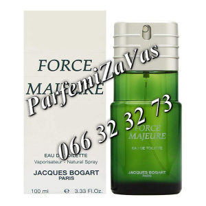 Jacques Bogart Force Majeure 100ml Tester ... M 100 ml