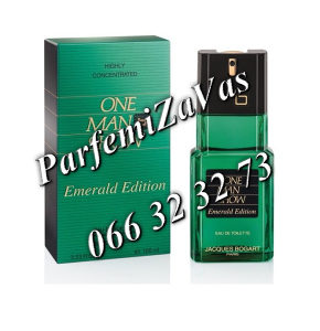 Jacques Bogart One Man Show Emerald Edition 100ml Tester M 100 ml
