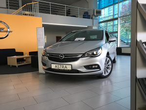Opel Astra K 1.6 CDTi 136KS