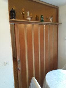 Harmonika vrata unutrašnja među-sobna