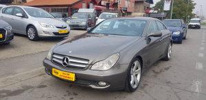 MERCEDES CLS 320 AMG CDI 2008gp w219 CLS320