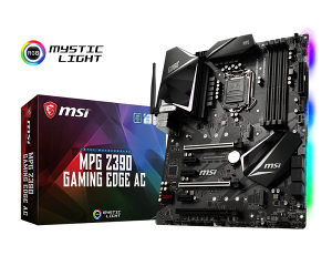 MSI MPG Z390 GAMING EDGE AC , INTEL 1151 300