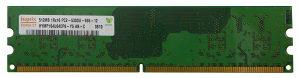 Hynix ddr2 RAM 1GB memorija 2x 512