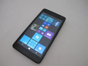 Microsoft lumnia 535