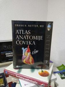 Anatomski atlas NETTER