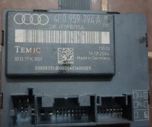 Elektronika vrata komfort modul audi  A6 4F0959794A