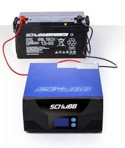 Pretvarač 450W sa punjačem-peći za centralno grijanje