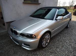 BMW e46 cabrio 2.2 kabrio 320