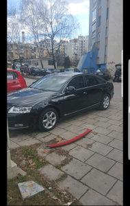 Audi A6 samo kes neodg.na pitanja o zamjeni