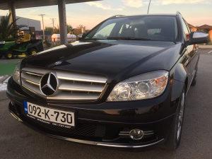 Mercedes-Benz C200 CDI W204 Avantgarde