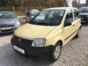 Fiat Panda Benzin 1.1 40 kw 2008*Rata 114 KM