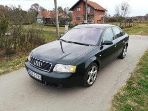 Audi A6 2.7 BiTurbo 4×4 sekvent plin