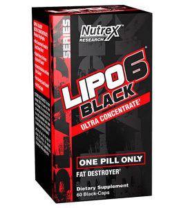 NUTREX LIPO 6 UC V2 60 CAPS