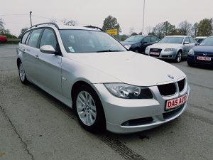 BMW 320 D, 110 KW, 2008 godina