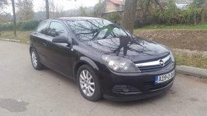 Opel Astra 1.7 cdti gtc