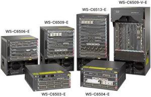 Cisco Catalyst  WS-C6500-E switch