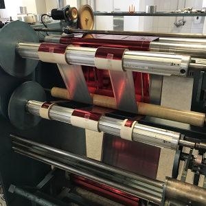 Posao - Svicarka masina za premotavanje folija