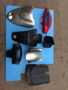 Plastike za kineski skuter