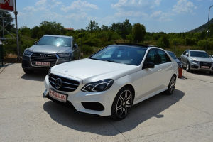 Mercedes E 350 D 4Matic AMG Line Night-Paket MAX VOLL *
