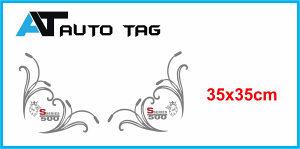 Stikeri i auto naljepnice/naljepnica za kamion SCANIA