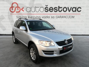 VW TOUAREG 3.0 TDI DSG Reg. do 03/2019