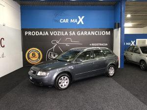 Audi A4 1.9 T D I ; RATA VEC OD 190.00 KM