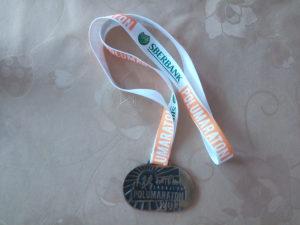 Medalja POLUMARATON SARAJEVO 2013