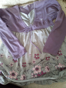 Ženska majica bluza tunika za djevojčice