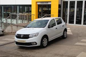 Dacia Sandero ESSENTIAL 1.0 SCe 75 KS benzin