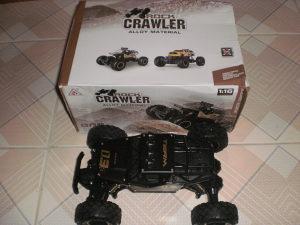 Rock crawler auto na daljinski