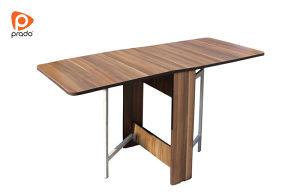 Prenosivi sklopivi stol Leptir (boja oraha)