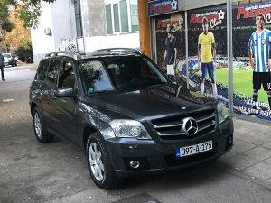 Mercedes glk 2.2cdi 4x4 extra stanje moze zamjena