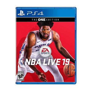 NBA LIVE 19 PS4 DIGITALNA IGRA-ODMAH DOSTUPNO