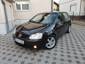 VW Golf V 1.9 Tdi 4Motion