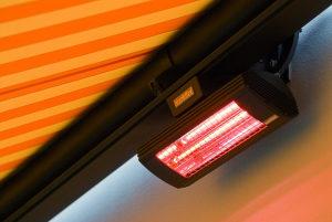 Grijalice infracrvene za terase SOLE grijalica
