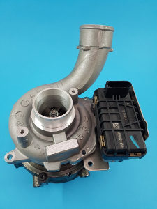 Turbina Audi Q5 3.0 TDI 176kw 776469-